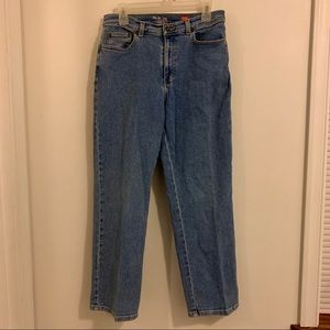 Style & Co High Rise Mom Jeans Size 8